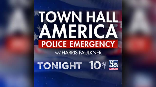 Don't miss an encore presentation of 'Town Hall America: Police Emergency'