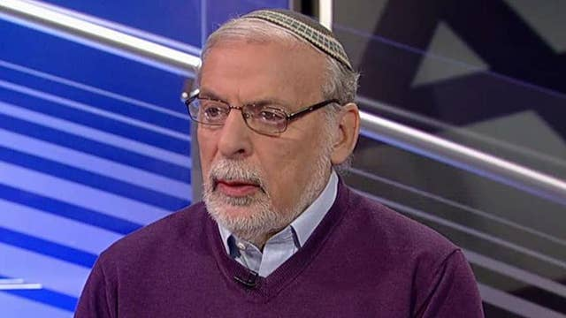 Former NY state assemblyman points finger at left for rise of anti-Semitic attacks