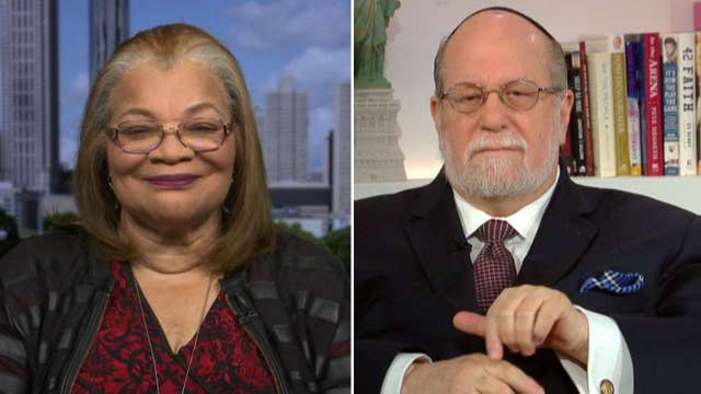 Alveda King, Rabbi Aryeh Spero speak out on religious attacks