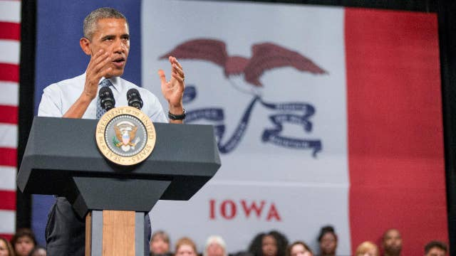 Biden says he'd nominate Obama to Supreme Court 'if he'd take it'