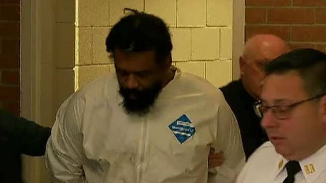 Suspect in Hanukkah stabbing attack charged with federal hate crimes