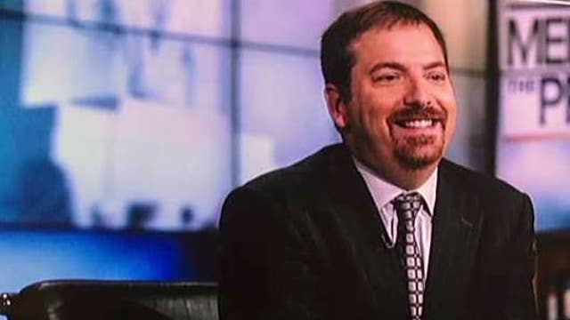 Chuck Todd facing backlash for highlighting letter mocking Christian Trump supporters
