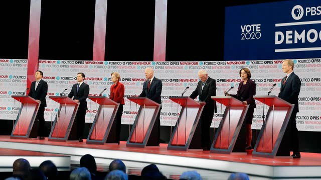Recent 2020 Democrat debate is indictment of nomination process, New York Times op-ed says
