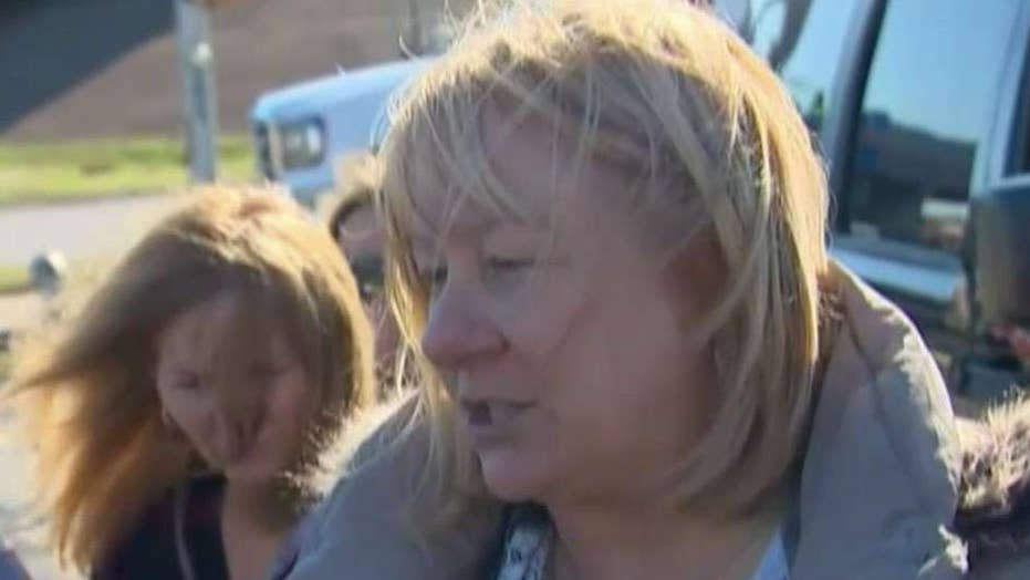 Texas church shooting witnesses describe what happened when gunman opened fire