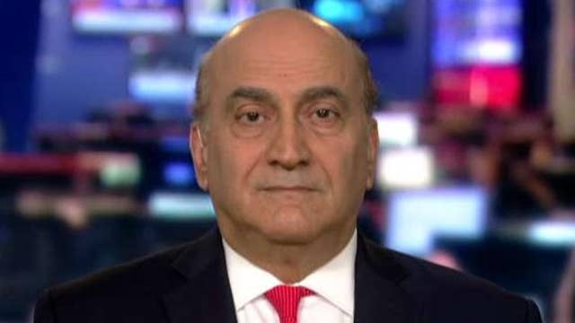 Walid Phares on true goal of militia attack on US Embassy in Baghdad