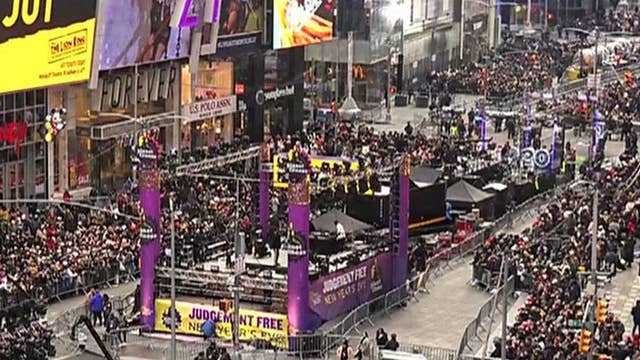 NYPD: Times Square will be the safest place on earth