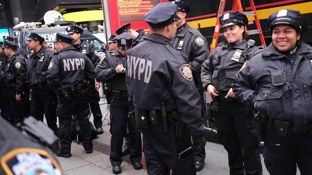 NYPD boasts Times Square the 'safest place on earth'