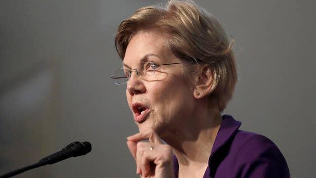 Warren urges Democrats to 'imagine a better America'
