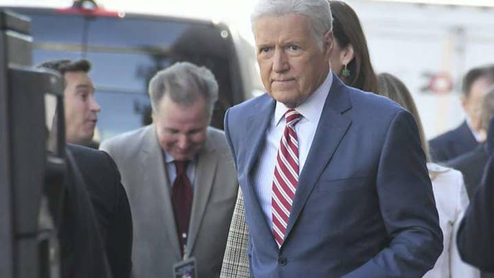 Alex Trebek admits to feeling bouts of depression amid cancer battle