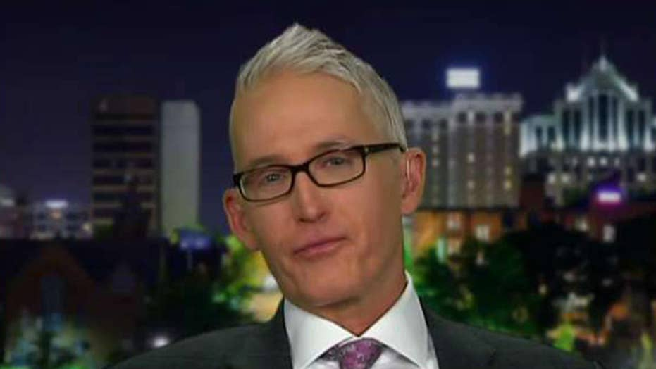 Trey Gowdy on Trump's impeachment defense