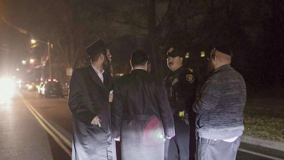 Why is anti-Semitism on the rise in the United States?