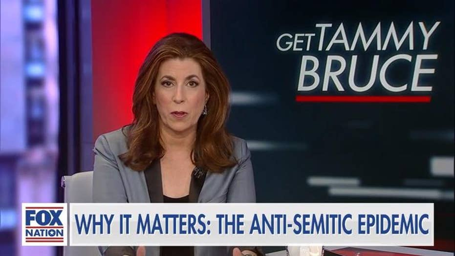 Democrats can't address anti-Semitism until they stop falsely blaming Trump: Tammy Bruce