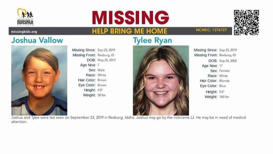 Mother of missing Idaho siblings not cooperating with investigation, police say