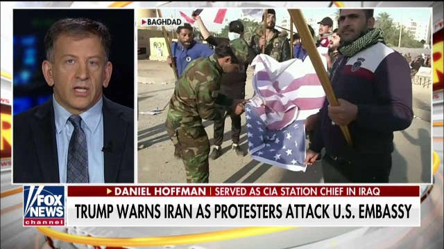Former CIA station chief: What's really behind Iran's actions in Iraq