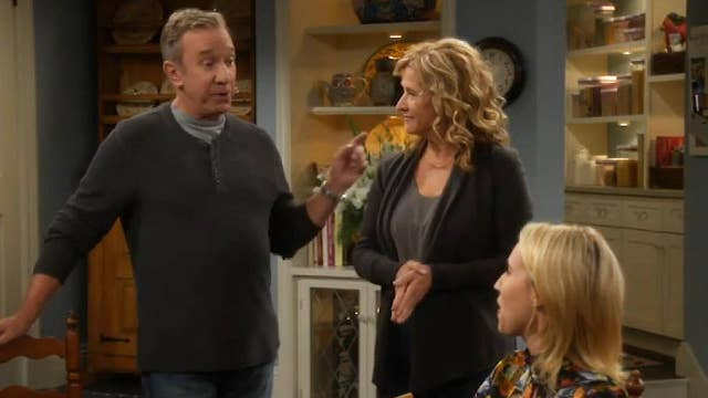 The Baxters are back on FOX with season eight of 'Last Man Standing'