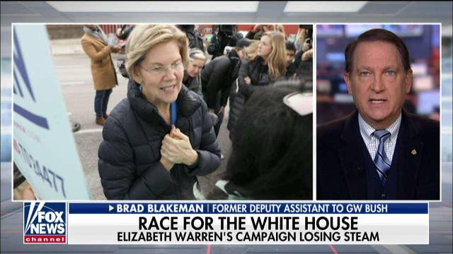 Blakeman: Elizabeth Warren's plans have scared 'even the most liberal Democrats'