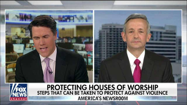 Pastor Jeffress: Texas shooting shows every pastor, rabbi must have security plan in place