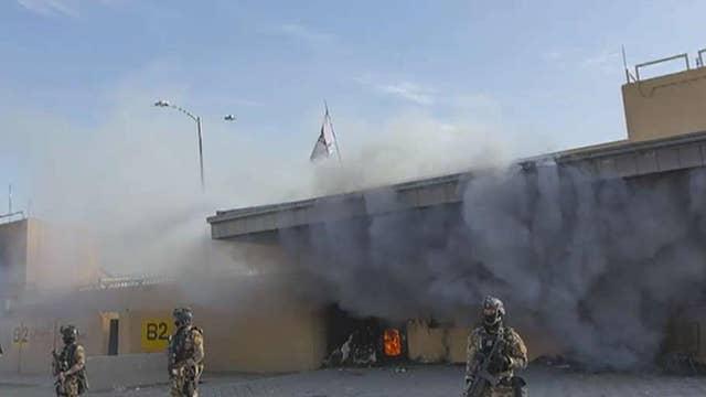 Pompeo postpones trip to Ukraine after attack on US Embassy in Baghdad