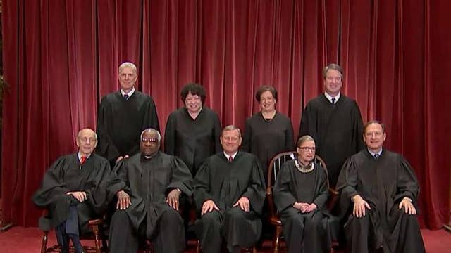 Supreme Court's hot-button docket to be closely watched in 2020 election year