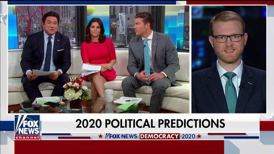 Political analyst makes bold 2020 prediction about Joe Biden's chances