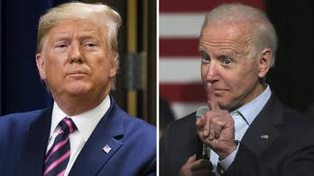 Biden facing enthusiasm gap even as polls show him topping Trump