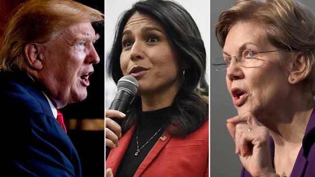 Democrats play politics, slam Trump response in Baghdad