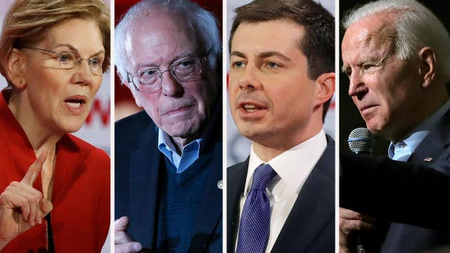 Brokered convention looking likely for Democrats in 2020