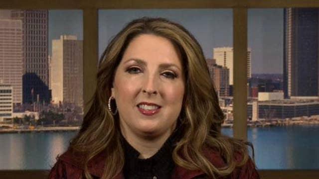 'Fake news' GOP women in crisis: Ronna McDaniel