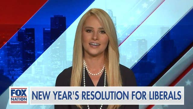 Tomi Lahren's suggested New Years Resolutions for liberals: Start listening!