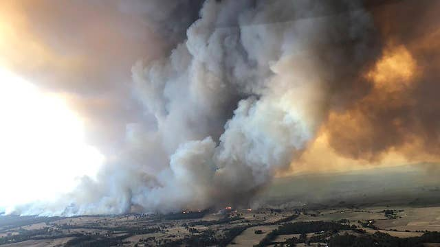 Australian wildfire death toll grows as military deployed to ravaged communities cut off by flames