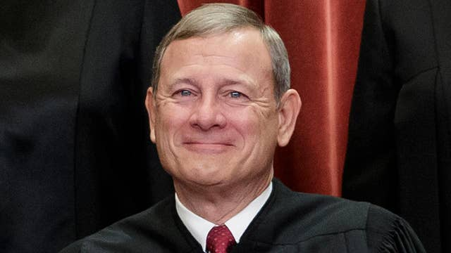 Chief Justice John Roberts warns about dangers of 'fake new'