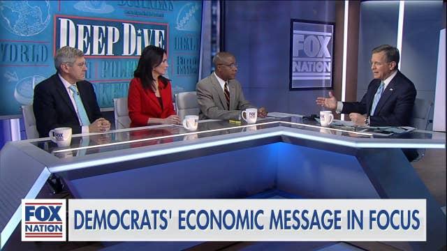 Trump's economy versus 'gloom and doom' from Democrats: Expert panel weighs in