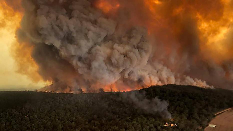 Deadly wildfires continue to rage in Australia with no signs of stopping