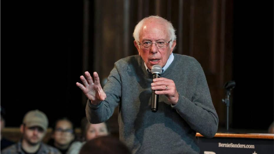 Bernie Sanders announces massive October-December campaign cash haul