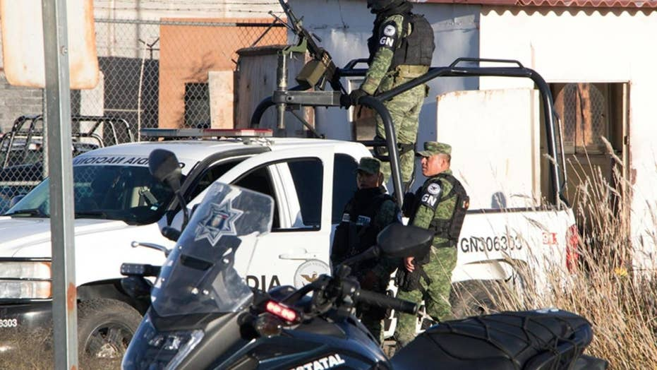 Mexico prison brawl over soccer game leaves 16 inmates dead, 5 wounded