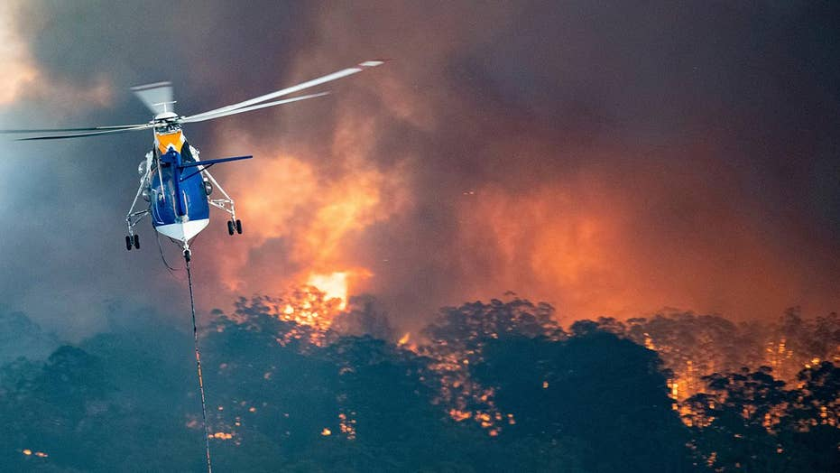 Australian wildfires blamed for at least 17 deaths, destroying thousands of homes