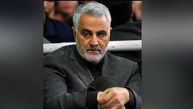 Pentagon confirms death of Iranian commander in Baghdad airstrike