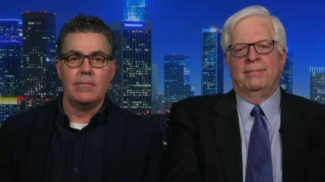Adam Carolla and Dennis Prager explore the war on free speech in new documentary