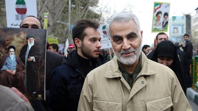 Qassem Soleimani, Iranian military officials killed in US airstrike