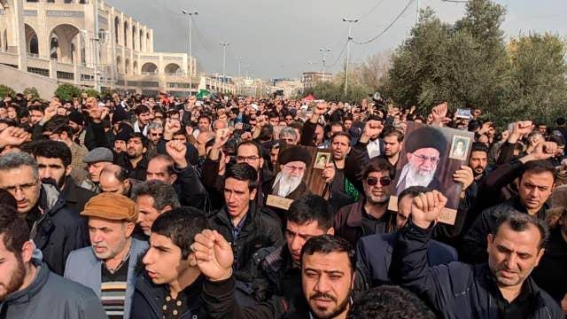 Will Iran punch back following US airstrike?