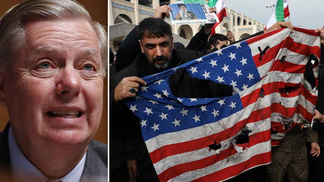 Graham: Iran will come after us with a vengeance if we don't reset the table quickly after Soleimani strike