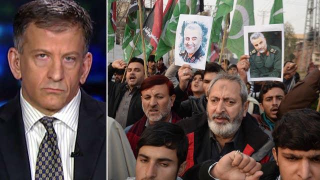 How should US respond if Iran retaliates for strike on Soleimani?