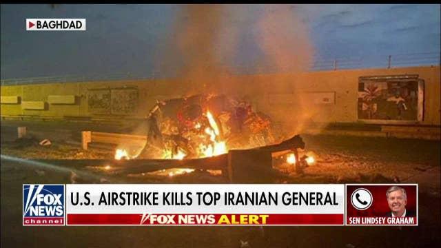 Lindsey Graham's next move: Destroy Iran's oil