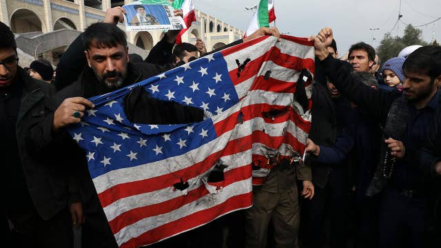 Iranians vow to take revenge for US airstrike that killed top commander