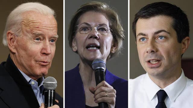 Warren raises less that Buttigieg, Biden in fourth quarter of 2019