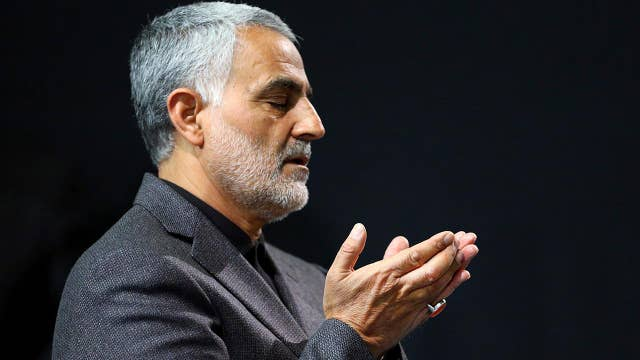 Who is Gen. Qassem Soleimani, the shadowy leader of the Islamic Revolutionary Guard Corps' Quds force?