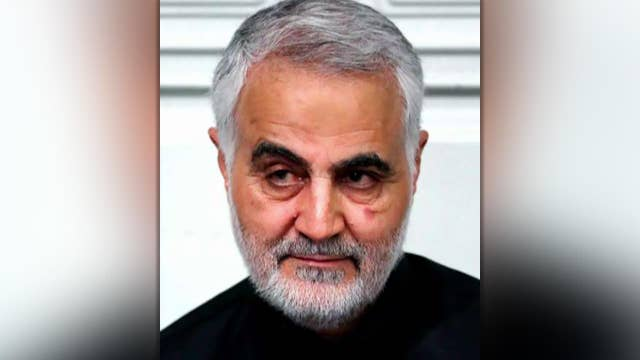 Soleimani was second most powerful leader in Iran who became fixture in Baghdad