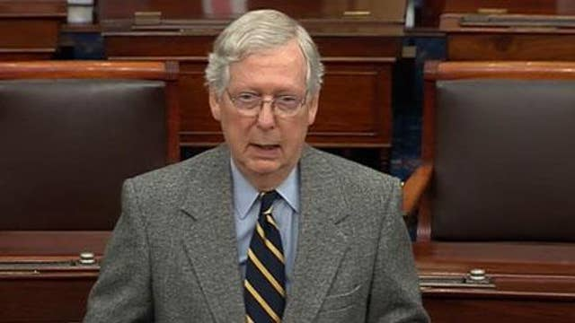 McConnell on Soleimani: Masterminded terrorism throughout Middle East