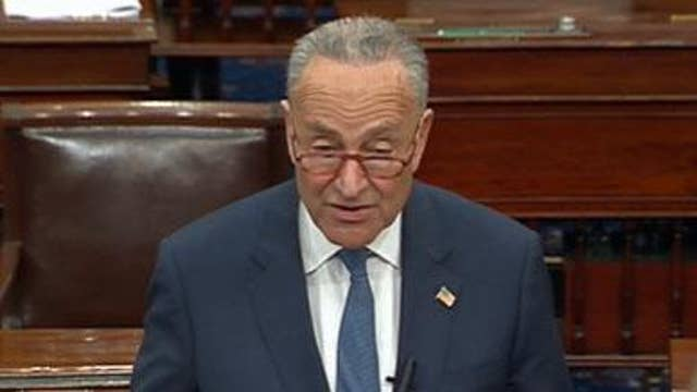 Schumer questions Trump's authority to kill Soleimani