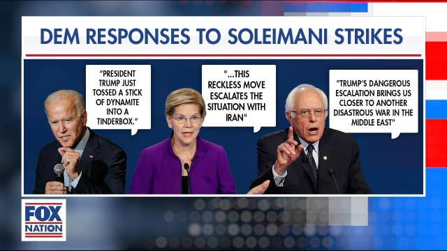 Top democratic strategist downplays Solemani strike fallout: 'This could be a blip'